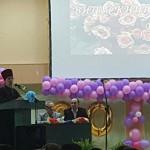Настоятель храму прийняв участь у Випускному вечорі у школі №104