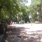 Дружній футбольний матч між пономарями храму мученика Іоанна Воіна та преп. Серафима Саровського
