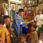 Молебень перед початком нового навчального року