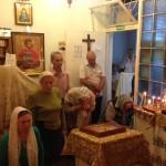 Престольне свято храму великомученика і цілителя Пантелеімона