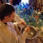 Свято Богоявлення або Хрещення Господа нашого Іісуса Христа