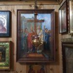 Храму подаровано ікону Воздвиження Животворящого Хреста